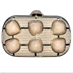PARFOIS Party Studded Clutch French label